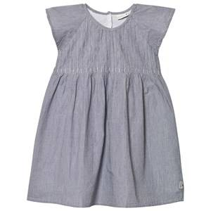 Hust&Claire; Girls Dresses Blue Striped Dress Blue