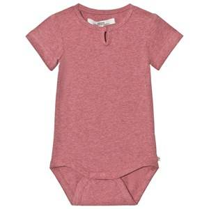 eBBe Kids Girls All in ones Pink Bambina Baby Body Washed Rose Melange