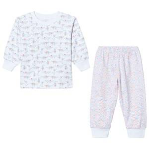 Kissy Kissy Girls Nightwear Pink Pink Dachshunds Print Pyjamas