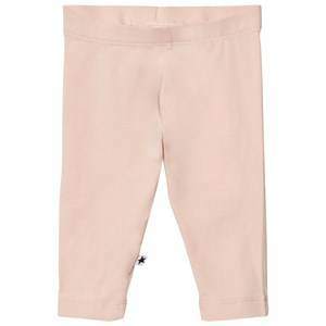 Molo Girls Bottoms Pink Nette Solid Leggings Cameo Rose