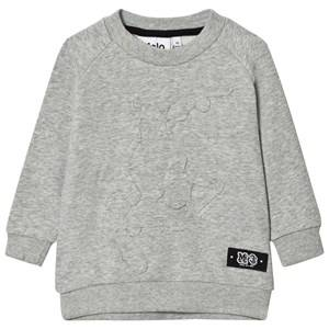 Molo Boys Jumpers and knitwear Grey Maxos Sweatshirt Grey Melange