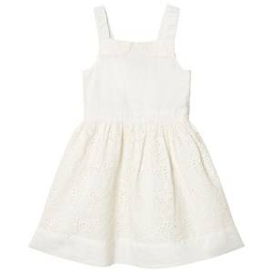 Noa Noa Miniature Girls Dresses White Mini Ricci Chalk