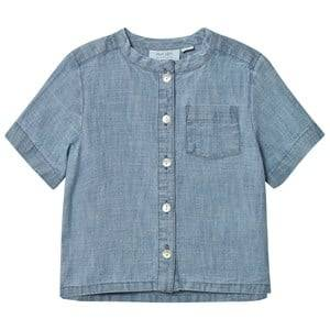 Noa Noa Miniature Boys Tops Blue Boy Blue Denim Blue