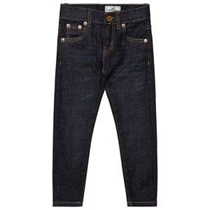 Levis Kids Boys Bottoms Blue One Wash 519 Extreme Skinny Jeans