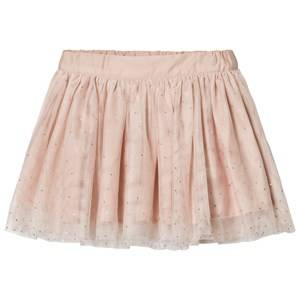 Stella McCartney Kids Girls Skirts Pink Pale Pink Honey Hotfix Skirt