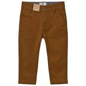 Timberland Boys Bottoms Brown Tan Slim Fit Jeans