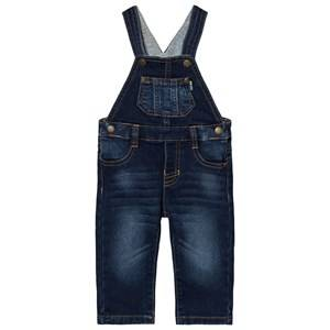 Mayoral Boys All in ones Blue Blue Mid Wash Dungarees