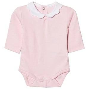 Mayoral Girls All in ones Pink Pink Frill Collar Baby Body