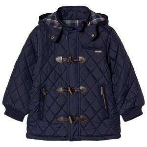 Mayoral Boys Coats and jackets Navy Navy Quilted Duffle Coat