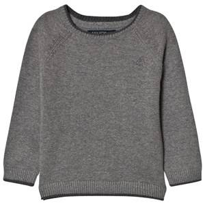 Mayoral Boys Jumpers and knitwear Grey Grey Crew Neck Jumper
