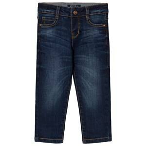 Mayoral Boys Bottoms Blue Blue Mid Wash Jeans