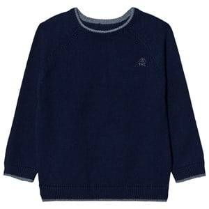 Mayoral Boys Jumpers and knitwear Navy Navy Crew Neck Jumper