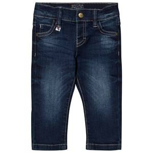 Mayoral Boys Bottoms Blue Dark Wash Slim Fit Jeans