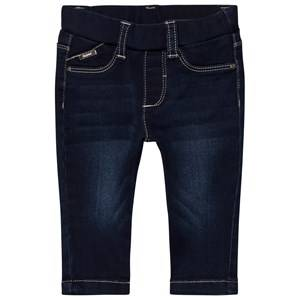 Mayoral Girls Bottoms Blue Blue Mid Wash Jeans