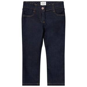 Carrément Beau Girls Bottoms Navy Indigo Slim Fit Jeans