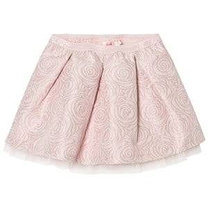 Billieblush Girls Skirts Pink Pink Rose Jacquard Skirt