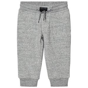 Little Marc Jacobs Boys Bottoms Grey Grey Branded Sweat Pants