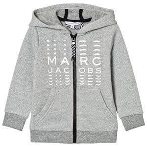 Little Marc Jacobs Boys Jumpers and knitwear Grey Grey Branded Hoody