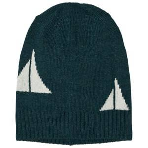 Bobo Choses Unisex Headwear Green Beanie Alma
