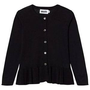 Molo Girls Jumpers and knitwear Black Gulia Cardigan Black