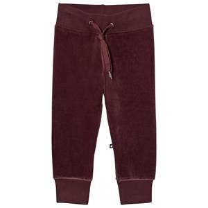 Molo Girls Bottoms Purple Adda Soft Pants Purple Mist