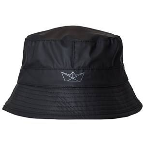 Sways Unisex Headwear Black Pelican Rain Hat Black