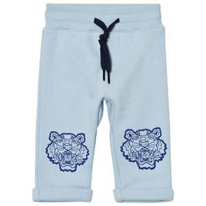 Kenzo Unisex Jumpers and knitwear Blue Pale Blue Tiger Sweat Pants
