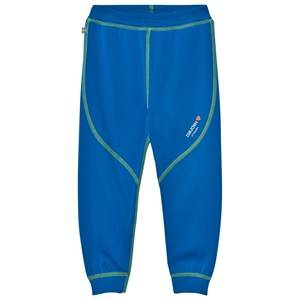 Isbjörn Of Sweden Unisex Baselayers Blue Blue Underwear Pants