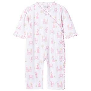 Kissy Kissy Girls All in ones Pink Enchanted Princess Wrap Body