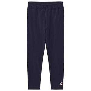 Joules Girls Bottoms Navy Navy Jersey Leggings