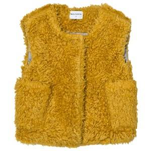 Wolf & Rita Unisex Jumpers and knitwear Yellow Celia Vest Yellow