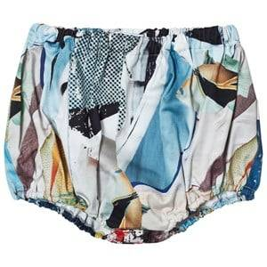 Wolf & Rita Girls Skirts Blue Francisca Bloomers Shimmering Blues