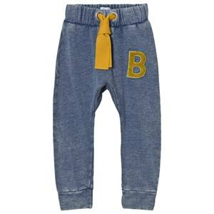 Wolf & Rita Boys Bottoms Blue Ricardo Trousers Denim