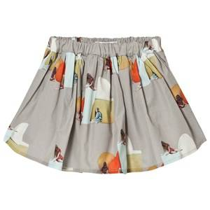 Wolf & Rita Girls Skirts Beige Leonor Bloomers No Electricity