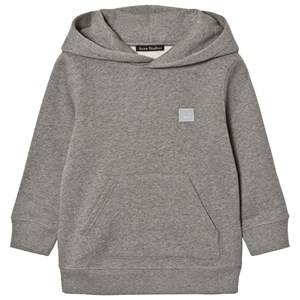 Acne Studios Unisex Jumpers and knitwear Grey Mini Ferris Face Sweatshirt Gray