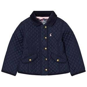 Joules Girls Coats and jackets Navy Navy Quilted Jacket