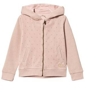 Guess Girls Jumpers and knitwear Pink Pink Polka Dot Hoody