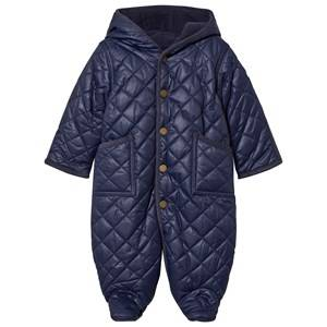 Ralph Lauren Boys All in ones Navy Navy Quilted Coverall