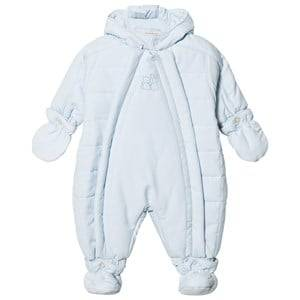 Emile et Rose Boys Coveralls Blue Pale Blue Padded Coveral