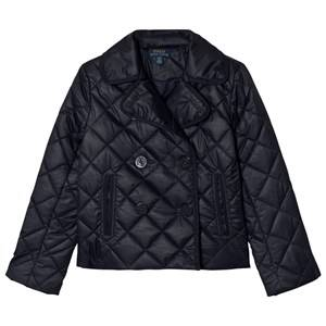 Ralph Lauren Girls Coats and jackets Navy Navy Quilted Barn Jacket