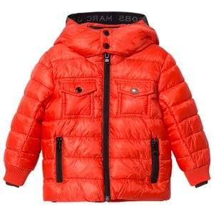 Little Marc Jacobs Boys Coats and jackets Red Puffer Coat