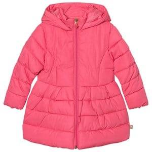 Billieblush Girls Coats and jackets Pink Pink Puffer Jacket Sequin Detail