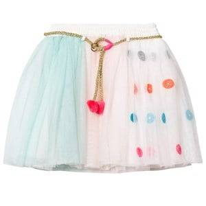 Billieblush Girls Skirts Multi Pink, Mint and White Tutu