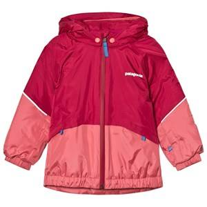 Patagonia Girls Coats and jackets Pink Baby Snow Pile Jacket Craft Pink