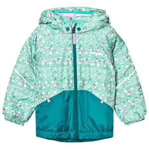 Patagonia Girls Coats and jackets Blue Baby Snow Pile Jacket Sockeye Scales Strait Blue