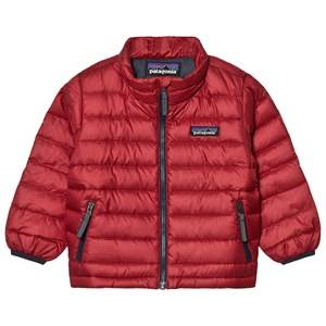Patagonia Unisex Coats and jackets Red Baby Down Sweater Jacket Classic Red