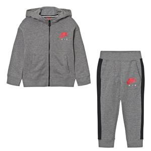 NIKE Boys Clothing sets Grey Grey Nike Air Fleece Tracksuit