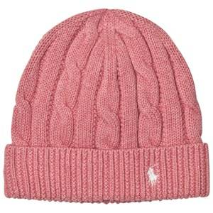 Ralph Lauren Girls Headwear Pink Pink Slouchy Hat