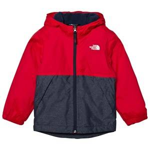 The North Face Boys Coats and jackets Red Red Warm Storm Jacket