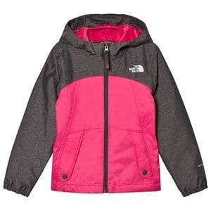 The North Face Girls Coats and jackets Pink Pink Warm Storm Jacket